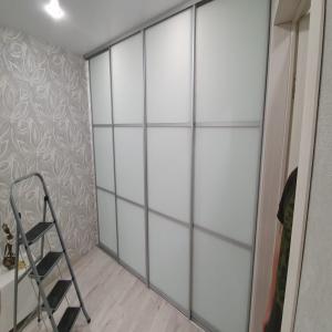 Дверь Матовое стекло с разделителями
